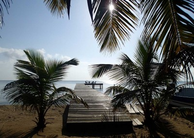 Sabal_Beach_Belize_Dock